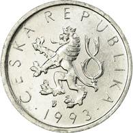 Monnaie, République Tchèque, 10 Haleru, 1993, SUP, Aluminium, KM:6 - Tchéquie