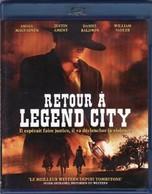DVD BLU-RAY Retour A Legende City - Western / Cowboy