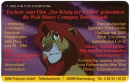 GERMANY S-Serie B-532 - Cinema, Walt Disney, The Lion King (2412) - Used - Germany