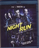 DVD BLU RAY Night Run - Acción, Aventura