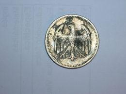 ALEMANIA- 1 MARCO PLATA 1924 A  (883) - [ 3] 1918-1933 : República De Weimar