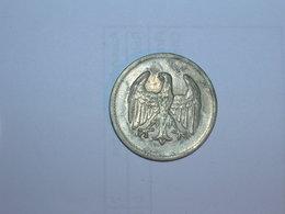 ALEMANIA- 1 MARCO PLATA 1924 A (885) - [ 3] 1918-1933 : Weimar Republic