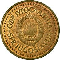 Monnaie, Yougoslavie, 5 Dinara, 1982, TTB, Nickel-brass, KM:88 - Yougoslavie