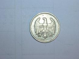 ALEMANIA- 1 MARCO PLATA 1925 D (887) - [ 3] 1918-1933 : Weimar Republic