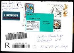 Germany - Postal History & Philatelic Cover With Registered - 611 - Brieven En Documenten