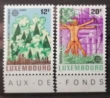 Luxembourg 1986 / Yvert N°1101-1102 / ** - Luxemburg