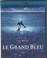 DVD BLU RAY Le Grand Bleu De Luc Besson - Acción, Aventura