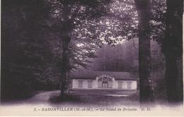 Meurthe Et Moselle.  Badonviller. Le Stand De Bricotte. - Autres Communes