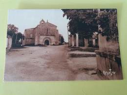 CPA 17 - 14745- EGLISE DE STE SOULLE  CHARENTE INFERIEURE - Autres Communes