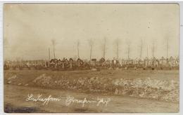 LEDEGHEM - Duitse Fotokaart - Carte Photo - Ehrenfriedhof - Ledegem