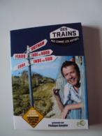 2 DVD  DES TRAINS  PAS COMME LES AUTRES  Vu Sur  France2    VIETNAM - PÉROU - CUBA - INDE Du Nord Et Sud - Travel