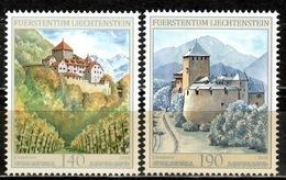 FL+ Liechtenstein 2010 Mi 1569-70 Mnh Vaduz - Ungebraucht