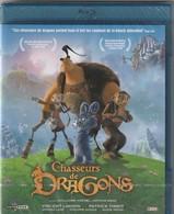 DVD BLU RAY CHASSEUR DE DRAGONS - Dessin Animé