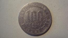 MONNAIE CAMEROUN 100 FRANCS 1975 - Kamerun