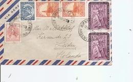 Argentine ( Lettre Par Avion De 1952 De BuenosAires Vers Les Pays -Bas à Voir) - Argentina