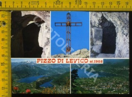 Trento Pizzo Di Levico - Trento