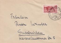 Saar Brief 1949 - Non Classés