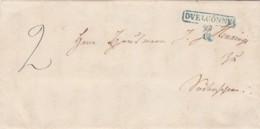 AD Oldenburg Brief 1856 - Oldenburg
