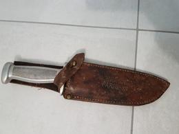 Couteau Des Chantiers De Jeunesse Sabatier Jeune Déposé - 1939-45
