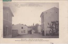 17 - BOUHET - RUE DU BUREAU DE TABAC - Autres Communes
