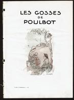 Article De Presse - 1913 - Les Gosses De POULBOT - Une Visite à L'atelier Par Emile Henriot - 8 Pages - Old Paper