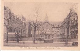 Lille - L'Université Catholique De Lille, Boulevard Vauban - Lille