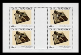 Czech Republic 2020 Mih. 1071 Art. Object/Chiasmage By Jiri Kolar (M/S) MNH ** - Ungebraucht