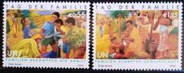 NATIONS-UNIS  VIENNE                  N° 476/477                     NEUF** - Ongebruikt