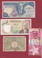 Autres-Afrique 11 Billets Dans L 'état Lot N °2 - Banknotes