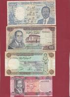 Autres-Afrique 11 Billets Dans L 'état Lot N °5 - Andere - Afrika
