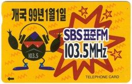 SOUTH KOREA B-464 Magnetic Telecom - Used - Korea, South