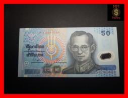 THAILAND 50 Baht  1996 P. 102  Sig. 74  POLYMER  UNC - Thailand