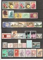 Année 1970 Complète (sauf Blocs Et Timbres De Carnets) - Obl/gest/used (à Voir 2 Scans) - Usati