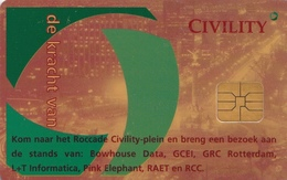 Civility Card Rotterdam Pays Bas - France