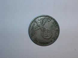 ALEMANIA- 2 PFENNIG 1939 E (950) - [ 4] 1933-1945 : Third Reich