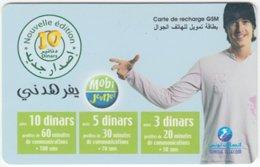 TUNESIA A-069 Prepaid Telecom - People, Youth - Used - Tunesien
