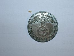 ALEMANIA- 2 PFENNIG 1939 G (952) - [ 4] 1933-1945 : Third Reich