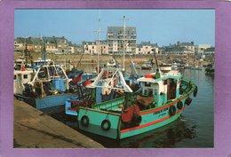 44 LA TURBALLE  Ports Bretons  Le Port Bataux De Pêcheurs - La Turballe