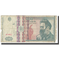 Billet, Roumanie, 1000 Lei, 1992, 1992-12-01, KM:101Aa, TB - Romania