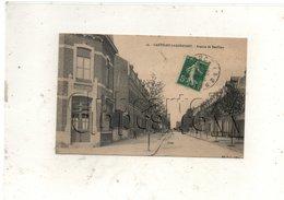 """Lambersart (59) :  GP De L'estaminet """"Au Moulin Vert"""" Du Quartier De CANTELEU-AMPERE En 1914 (animé) PF. - Lambersart"""
