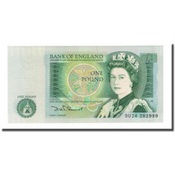Billet, Grande-Bretagne, 1 Pound, Undated (1981-84), KM:377b, NEUF - 1 Pound