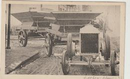 CPA   33   CARBON BLANC TRACTEUR FORDSON - Tracteurs