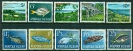 "-Norfolk Islands-1962-""Overlooking Kingston"" MNH (**) - Norfolk Island"