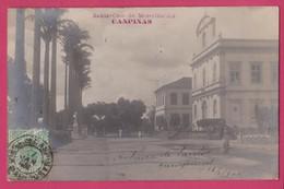 Campinas , Santa Casa Da Mezericordia Mesericordia, 1904 Brasil, ( São Paulo) - São Paulo