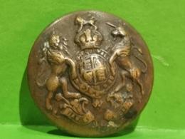 Button Militaire Anglais, Parsons Birmingham - Knöpfe