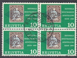Switzerland, Scott #463, Used, Seated Helvetia, Issued 1965 - Suisse