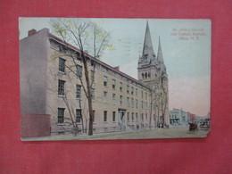 St John's Church & Orphan Asylum   - New York  Utica  Ref 4079 - Utica