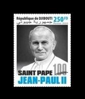 Djibouti 2020 Mih. 3279 Pope John Paul II MNH ** - Djibouti (1977-...)