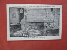 Wiggins Old Tavern At Hotel   Northampton      Massachusetts > Northampton Ref 4080 - Northampton