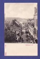 """BOULOGNE SUR MER """"PRECURSEUR"""" Rue Animée ( TTB état) AC892 - Boulogne Sur Mer"""